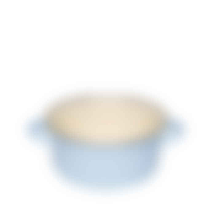 Riess 1.5L Pastel Blue Pot with Lid