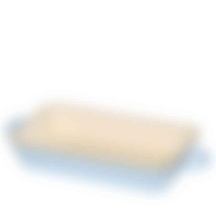 Riess 33 x 20cm Pastel Blue Roasting Dish