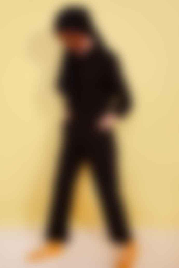 LF Markey Danny Black Boilersuit