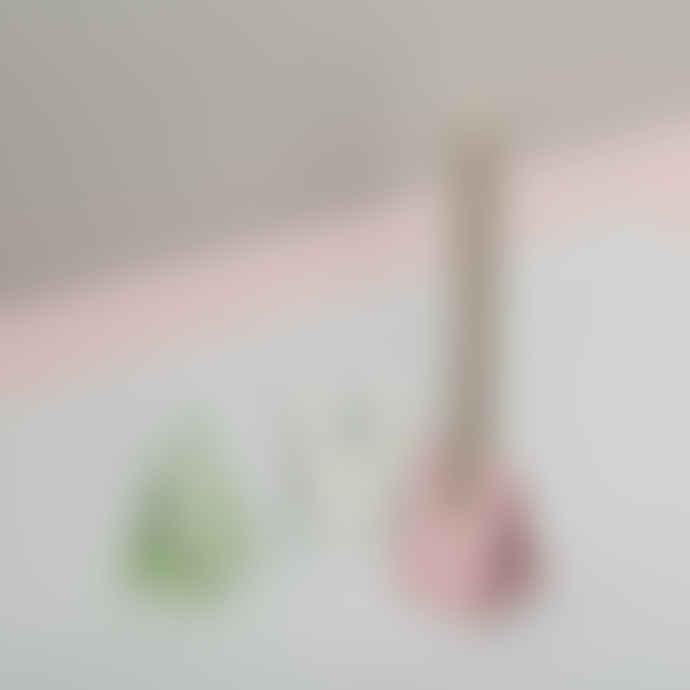 Block Design Candle Stick Holder - Various Colours