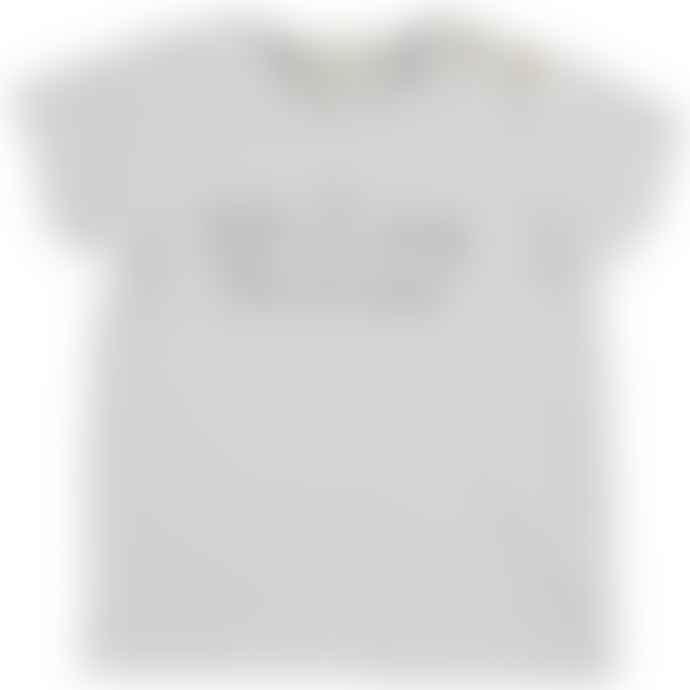 Bean's Barcelona Total White Yucca T Shirt