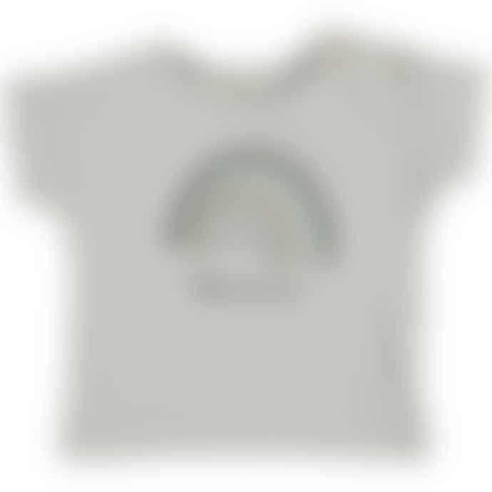 Bean's Barcelona Nettle Pearl Gray T Shirt