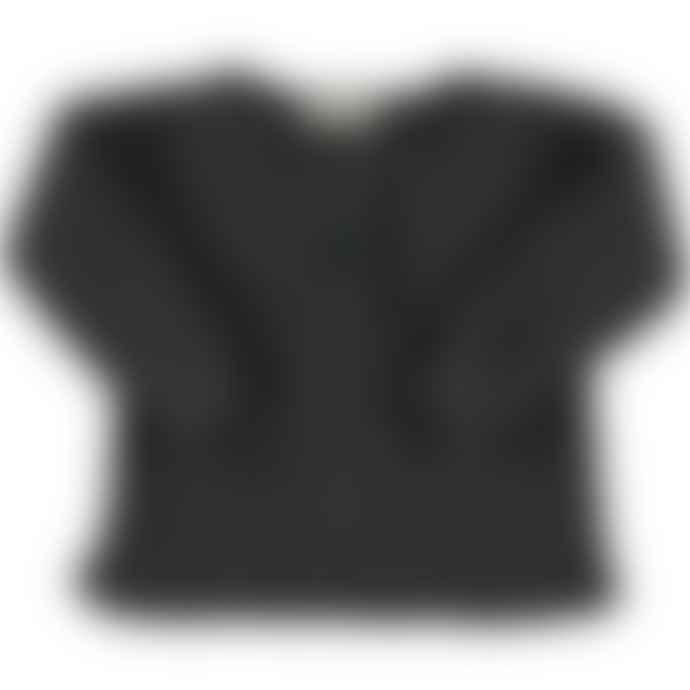 Bean's Barcelona Anthracite Warm Acorn Sweatshirt
