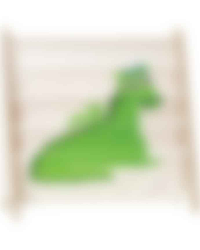 3 Sprouts Green Dragon Montessori Bookcase  for Children