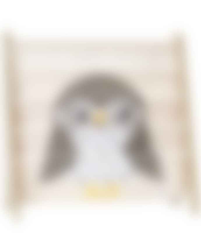 3 Sprouts Grey Owl Montessori Children Book Case