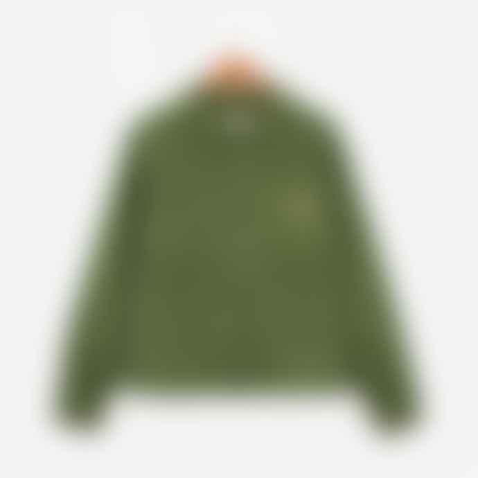 IDIOMA Suntrap Jacket Earth Green