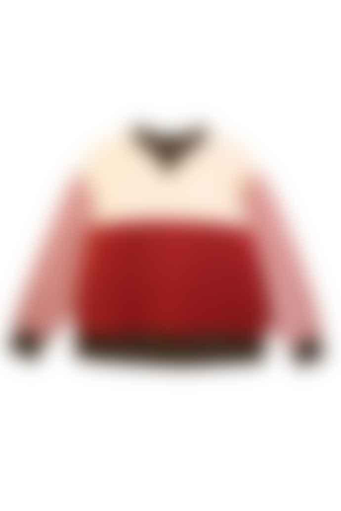 LF Markey Yannik Sherpa Sweat Multi Colour