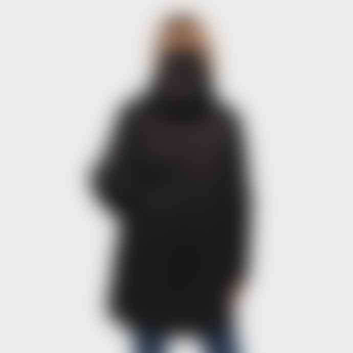 Selfhood 77133 Women Parka Jacket Black