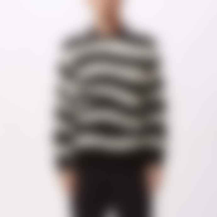 OBEY Dream Sweater Black Multi