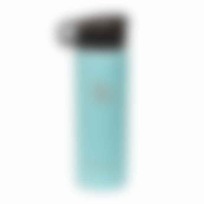 Earthwell 20 Oz 59 Cl Roaster Loop Vacuum Bottle Aqua Blue