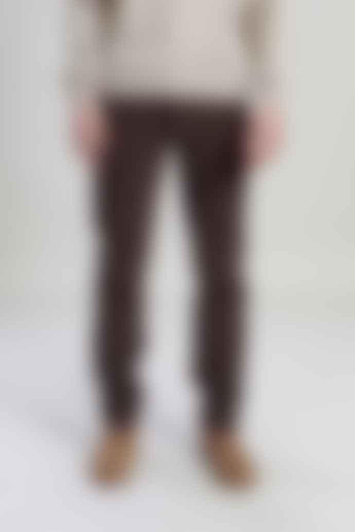 L'Exception Paris Brown Corduroy Trousers