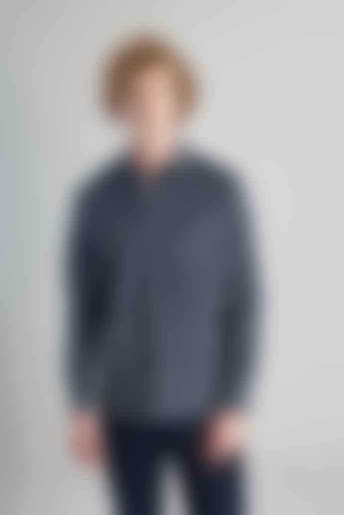 L'Exception Paris Grey Anthracite Corduroy Shirt