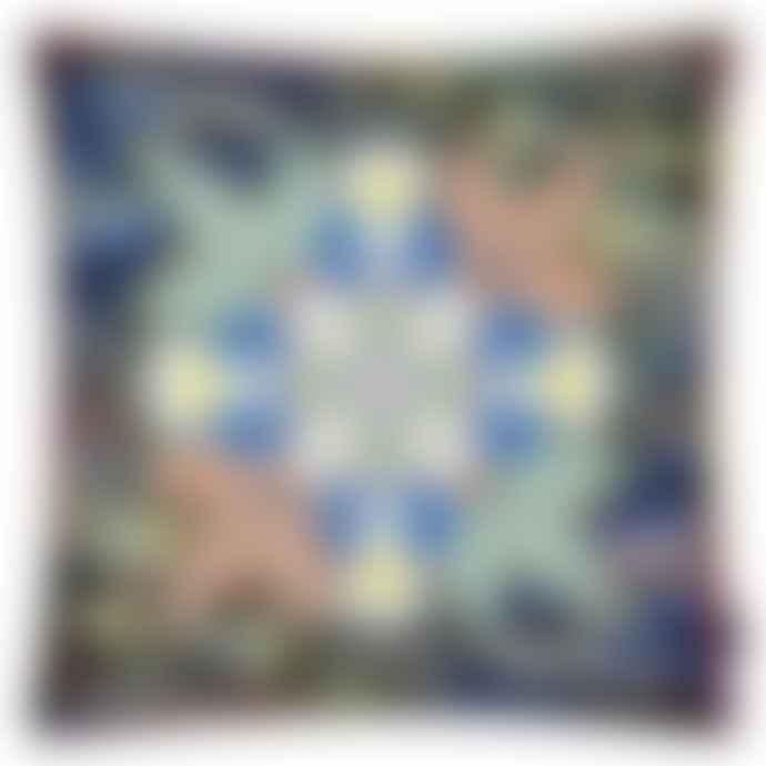Christian Lacroix Flowers Galaxy Cushion