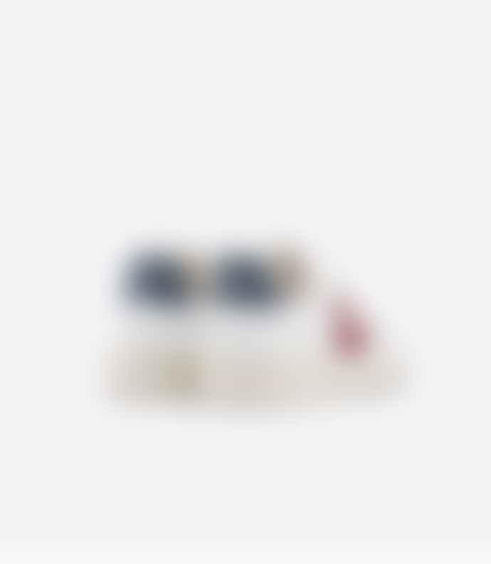 Veja V-12 White Marsala Nautico Shoes