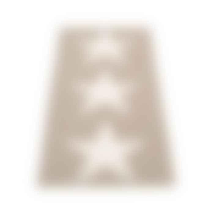 Pappelina Viggo One Mud Rug Vanilla 70 X 150 Cm