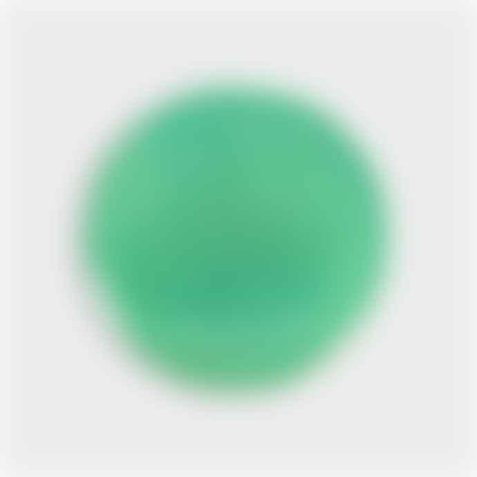 &klevering Irregular Shaped Plate Green