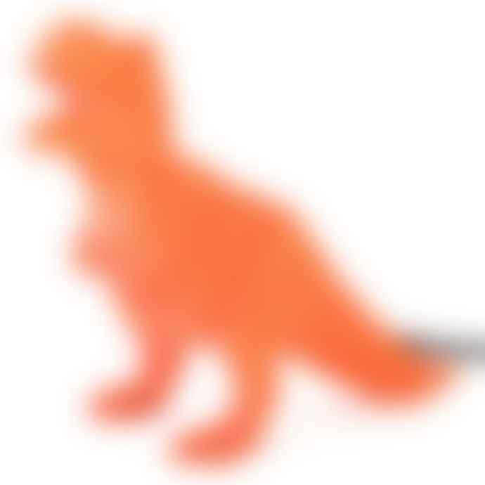 House of disaster Orange T Rex Lamp