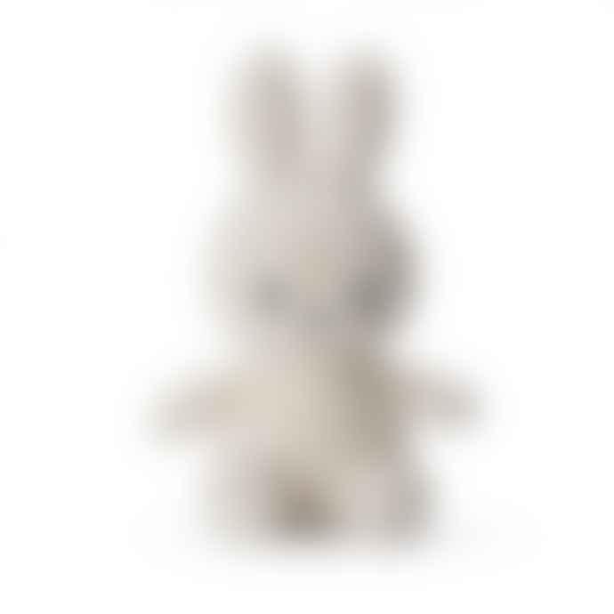 Miffy  Miffy Soft Toy 24cm- Terry Pink/cream