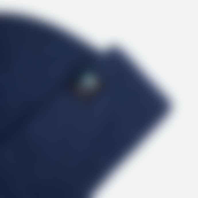 IDIOMA Alba Wool Beanie Azul Sonador