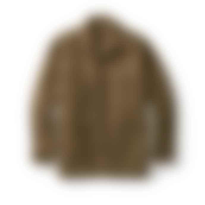 Filson Tin Cruiser Jacket Alaska Fit Dark Tan