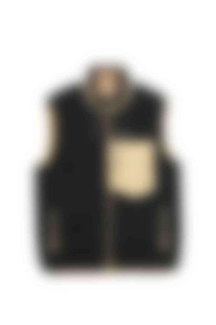 Taion Down X Boa Reversible Vest Beige Black