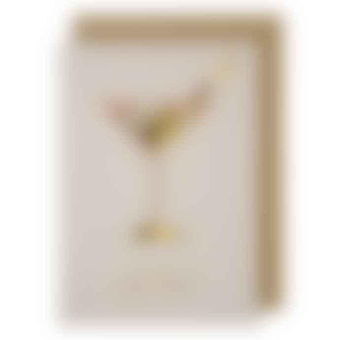 Meri Meri Cocktail Confetti Card