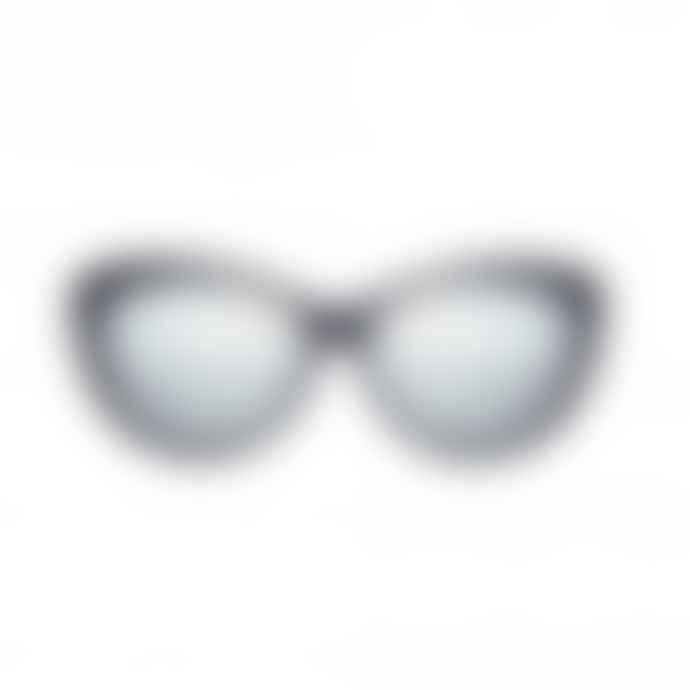 Taylor Morris Black Chelsea Catseye Sunglasses