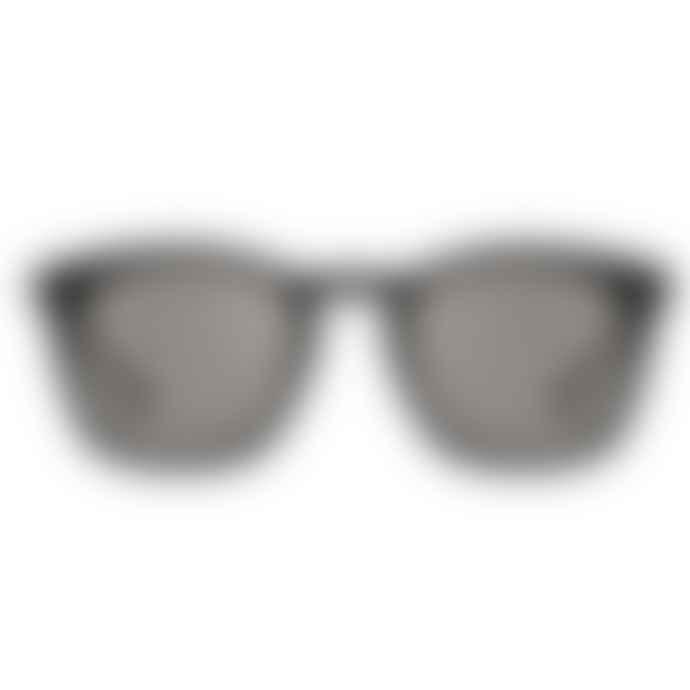 Taylor Morris Matte Black Louis Orson Sunglasses