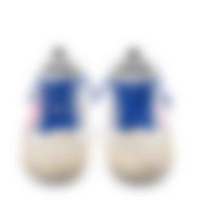 Golden Goose Deluxe Brand Rock Snake Mid Star Sneakers