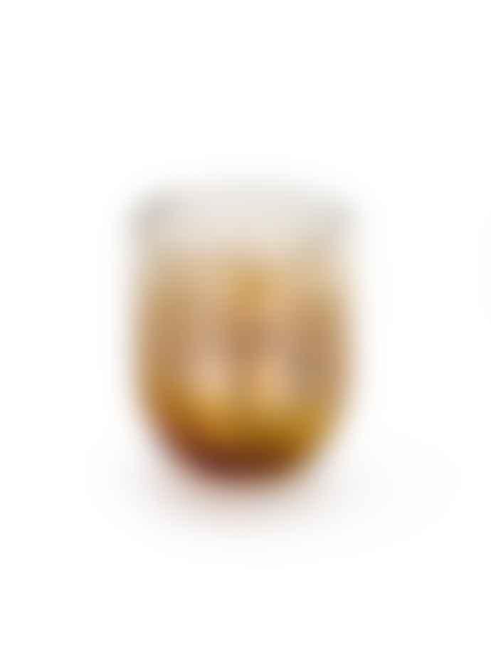 """SELETTI DIESEL Glass Set of 6 """"Meteorite"""" Medium"""