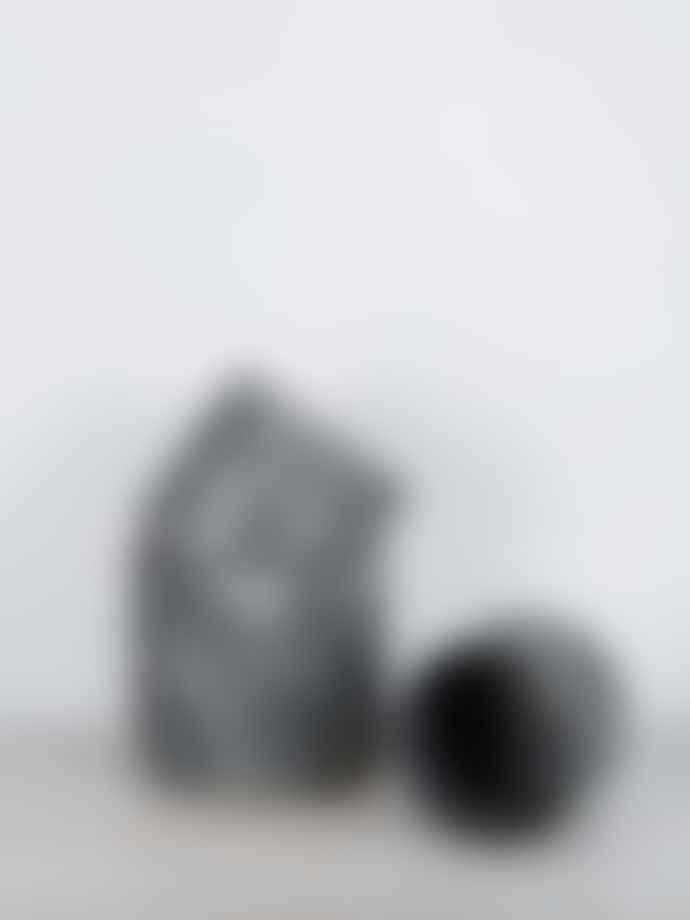 Wikholm Form Nea Concrete Planter Black Small