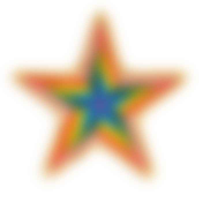 Jonathan Adler Star Trinket Tray Multicolor