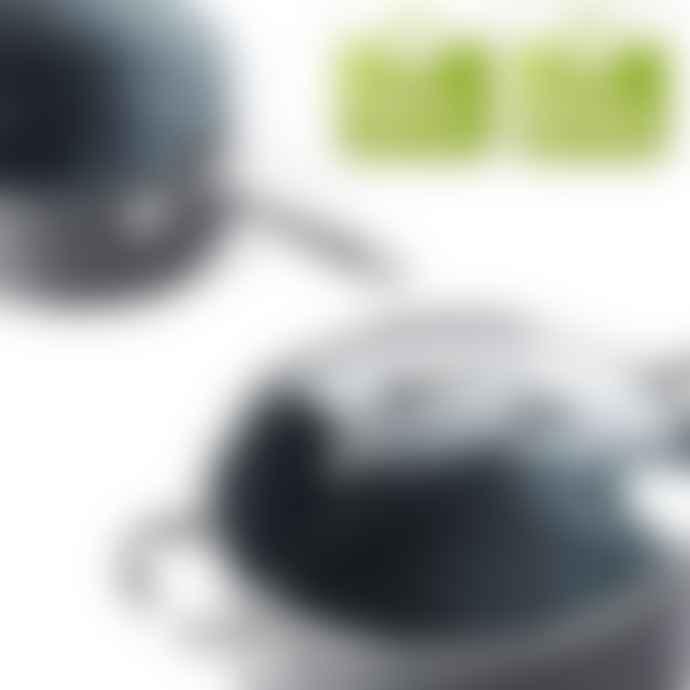 Greenpan 24cm Venice Pro Ceramic Non Stick Casserole with Lid