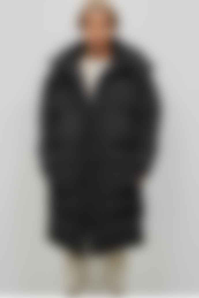 Embassy of bricks and logs Brandford Down Parka Black