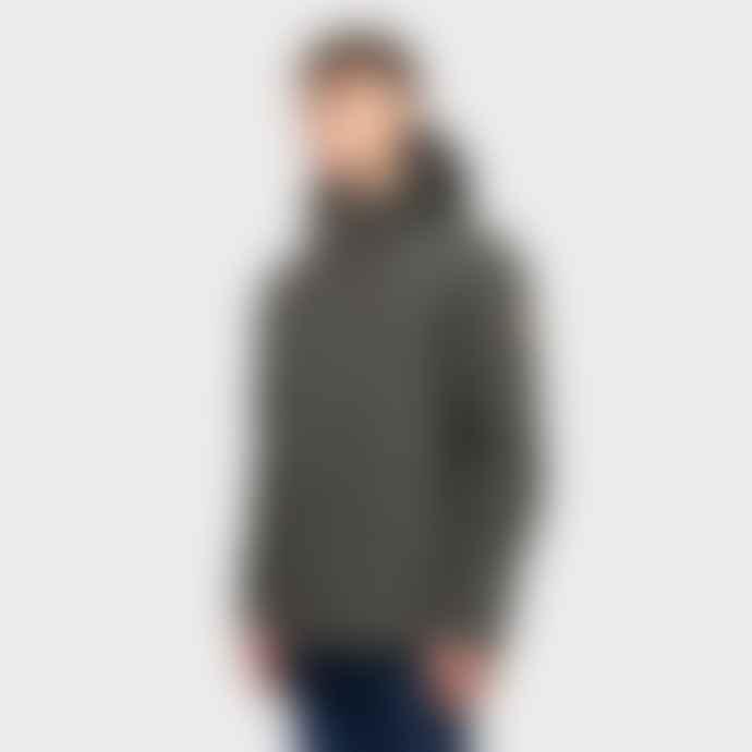 RVLT Revolution 7311 Hooded Jacket Evergreen Army