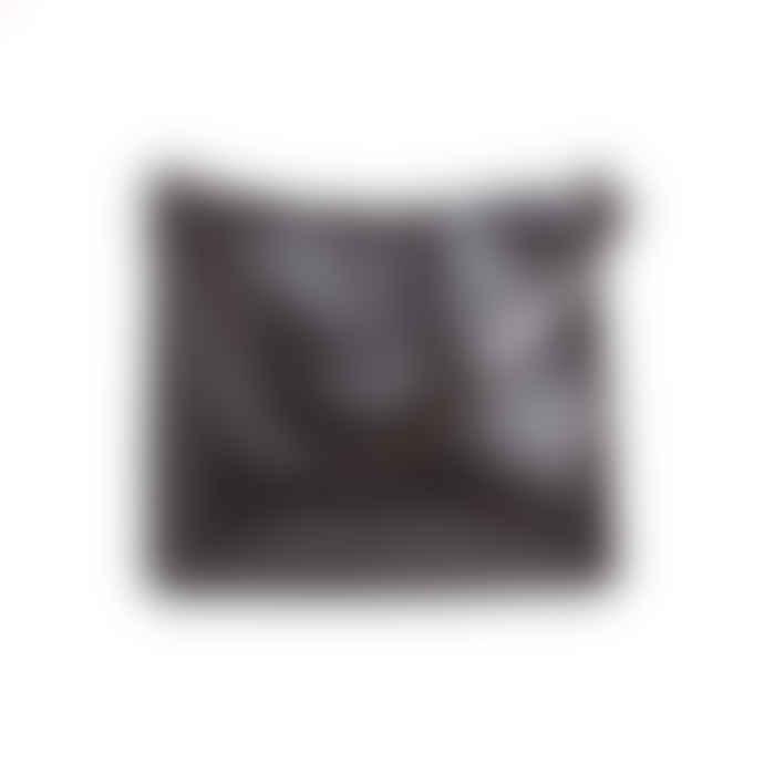 Hvisk Amble Croco Vegan Bag - Dark Brown
