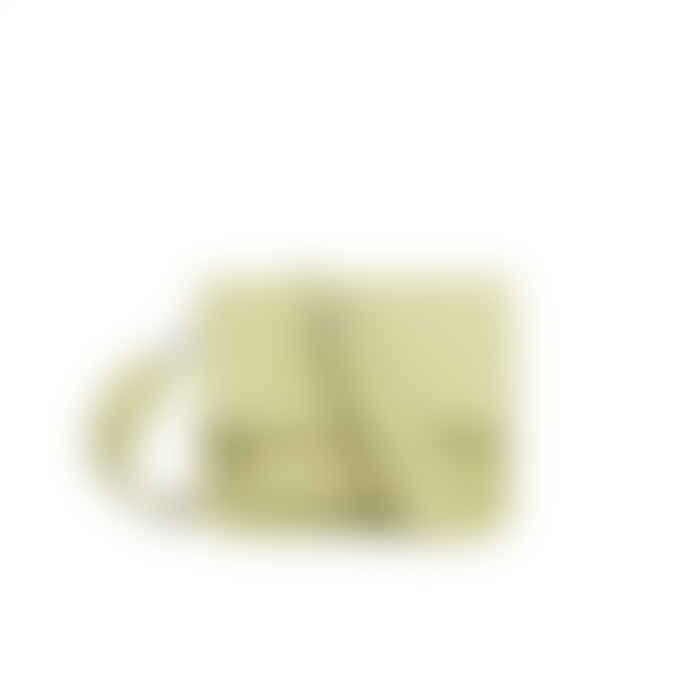 Hvisk Cayman Pocket Vegan Soft Bag - Lime Green