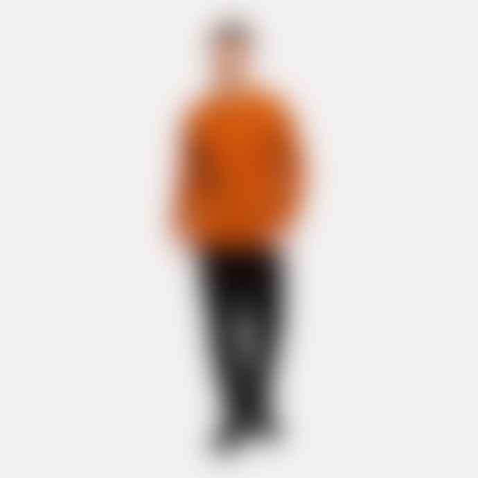 RVLT Revolution 7530 Knitwear Crewneck Orange