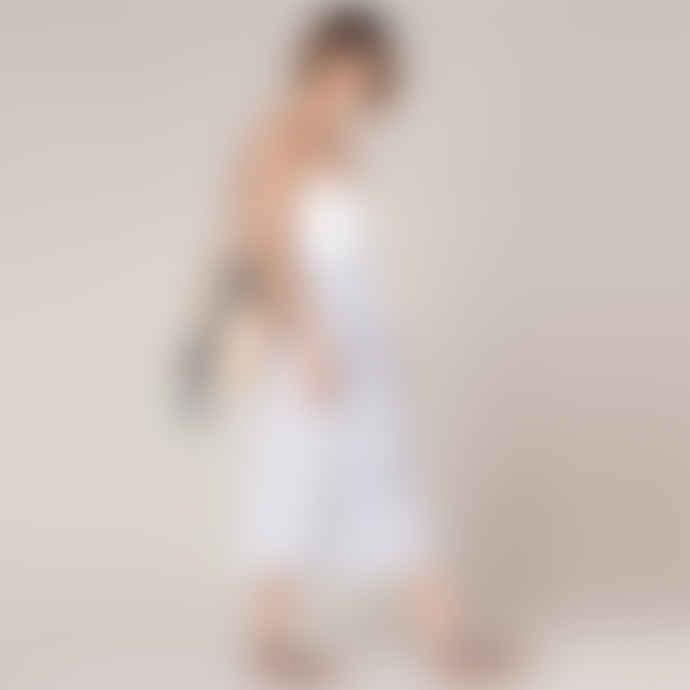 Sessun Lluca Sky Mid Length Skirt