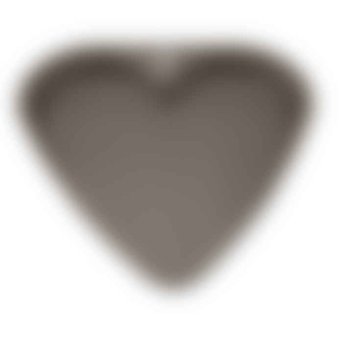 Städter 23cm Heart Non Stick Tart Tin with Lifting Bottom
