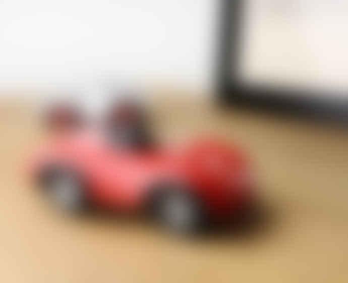 Playforever Red Speedy Le Mans Toy Car