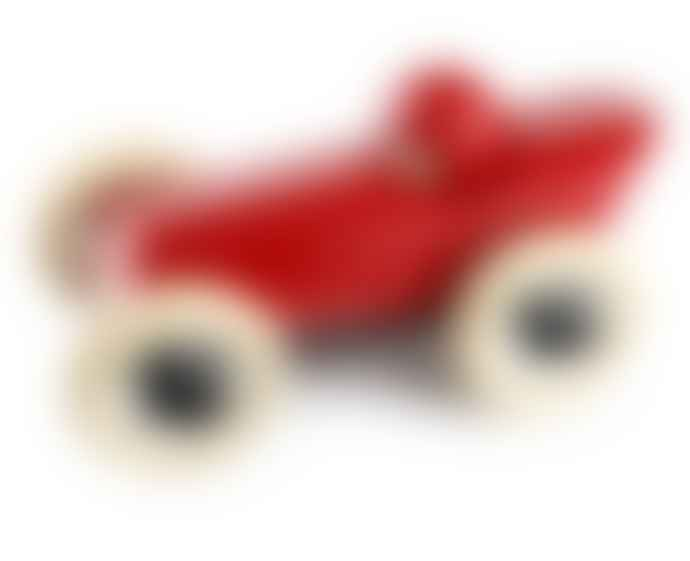 Playforever Red Buck Toy Car