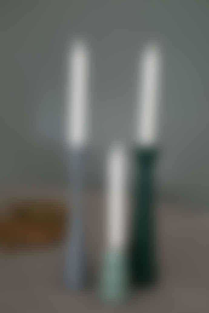 Kinta H25 cm Sea Green Candle Holder
