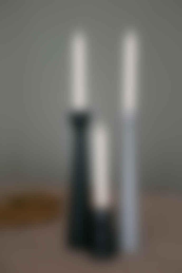 Kinta H 11cm Tree Anthracite Candle Holder