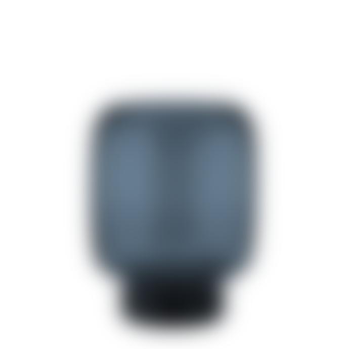 Stelton Medium Midnight Blue Hoop Vase