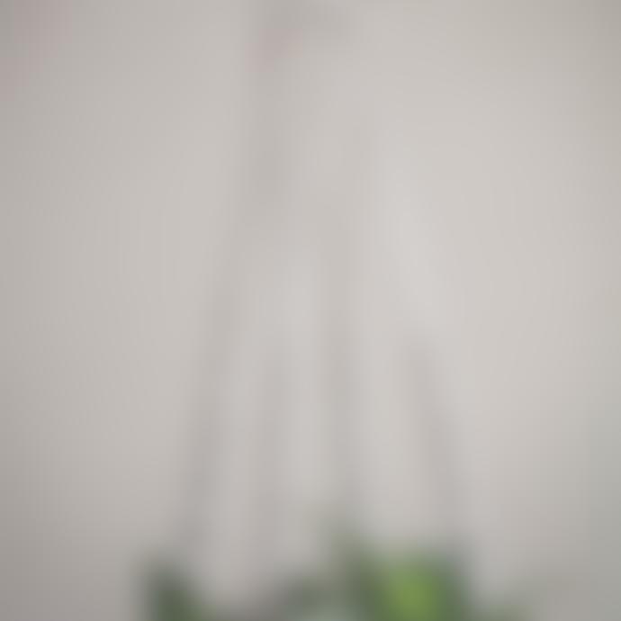Garden Trading Macrame White Jute Plant Hanger