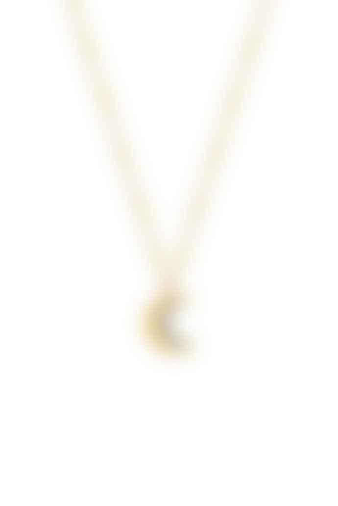 Estella Bartlett  Moon Necklace