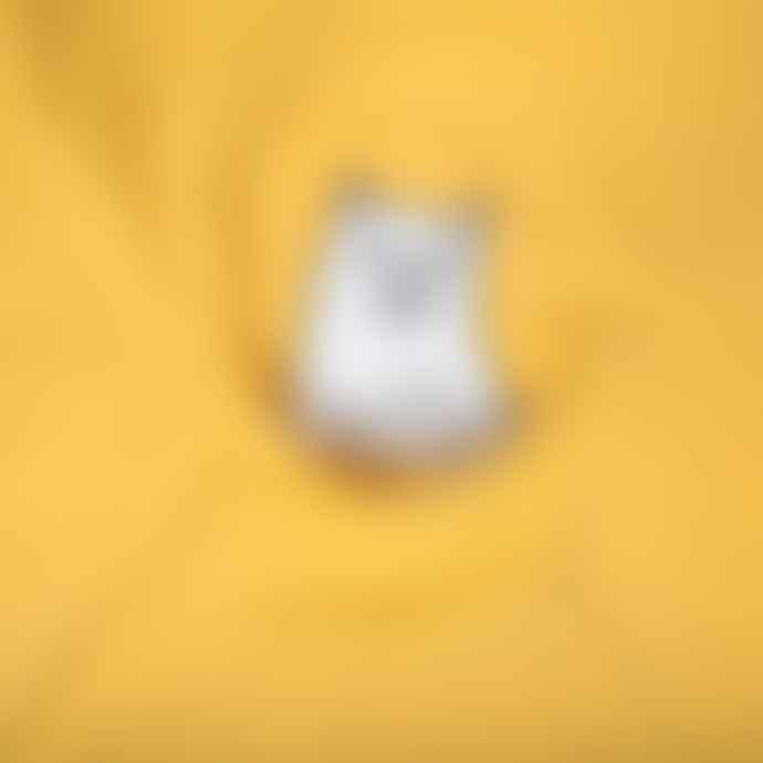 RIP N DIP Lord Nermal Pocket T Shirt Gold