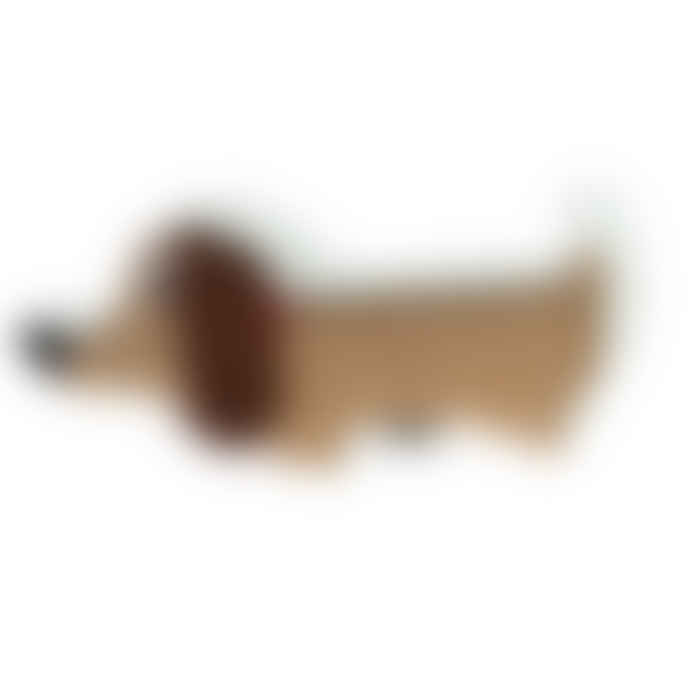 Bitten Design Mini Heat Up Sausage Dog Pocket Pal Toy