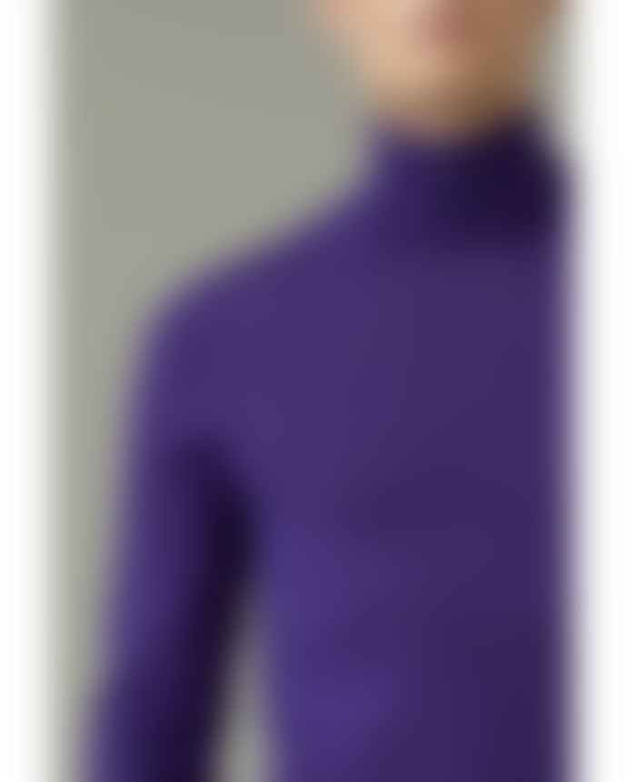 CLOSED Tiffany Stone Organic Wool Turtleneck Sweater